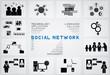 12 social network icon