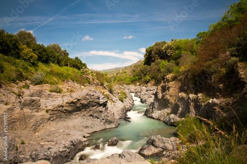 Photo Gorge of Alcantara
