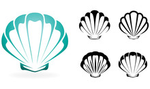 Shell Collection - Vector Silh...