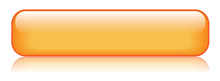 BLANK Vector Button (orange Icon Symbol Template Web Internet)