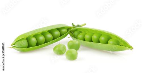 Poster Légumes frais Fresh Green Peas