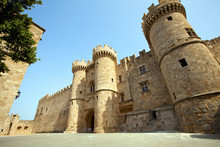 Grand Master Palace In Rhodes,...