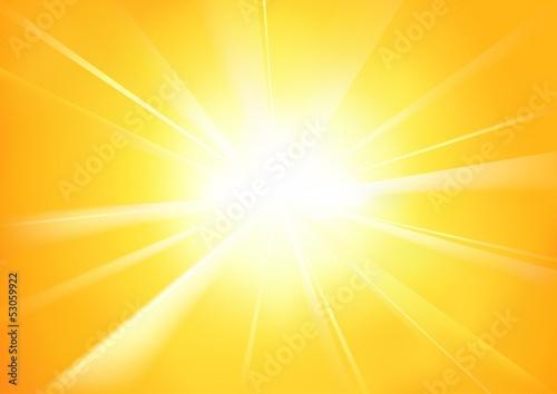 fototapeta na ścianę Światło słoneczne