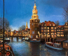 The Lights Of Amsterdam