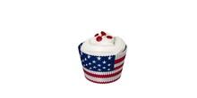 An American Cupcake