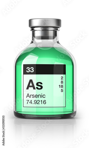 Arsenic Canvas Print