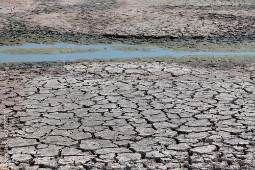Photographie Drought