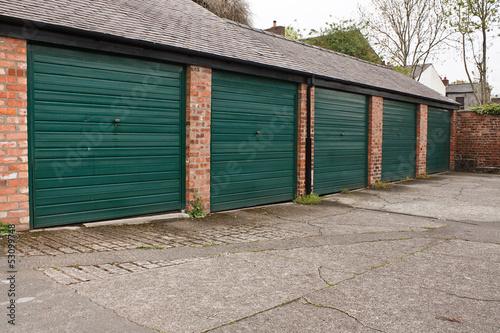 Fotografia Self storage garages