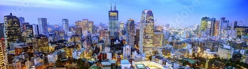 Photo  Panorama of Tokyo