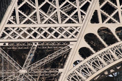 Tour Eiffel, Paris, France Poster