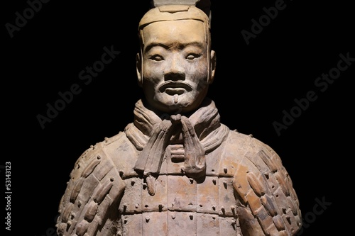 Tuinposter China Terracotta warrior