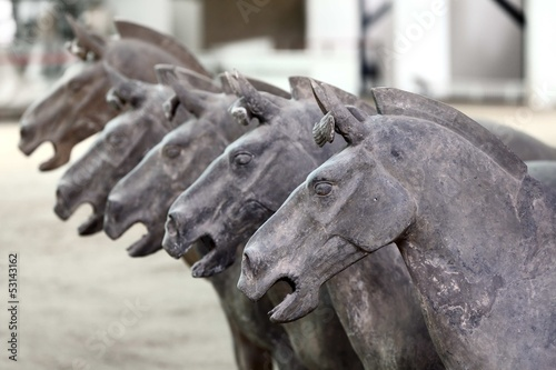 Cadres-photo bureau Xian Ancient terra cotta horse
