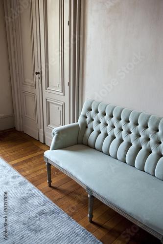 Maison, intérieur, meubles, mobilier, salon, banquette ...