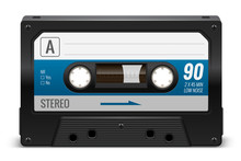 Cassette Audio Vectorielle 1