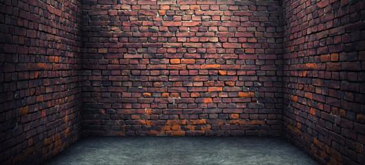 Old brick room