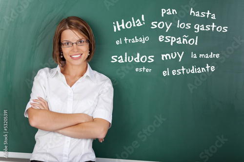 Photographie  Spanish class