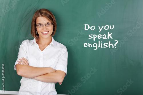 Fotografie, Obraz  English class