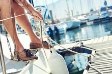 Sail Boat  Yacht Mooring