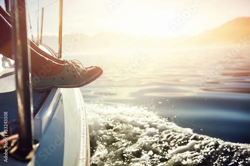 Photo  sailing lifestyle