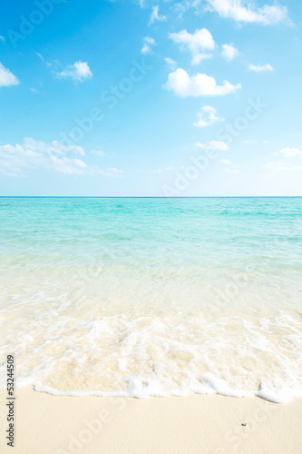Fototapete - 沖縄のビーチ