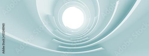 Panoramic Architecture Background