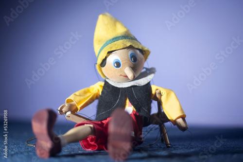 Pinocchio Fototapeta