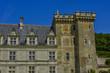 Villandry castle in Val de Loire