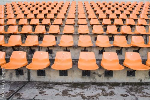 Indoor Stadium Chair ,front