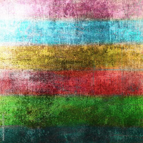 Fototapety, obrazy: fondo grunge arcobaleno