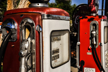 Vintage Gas Pumps In Arizona