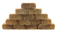 Bale Of Hay Wall