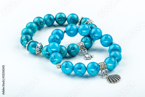 Fotografía  turquoise bracelet
