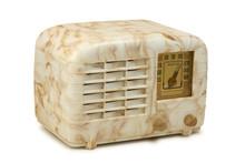 Antique Bakelite Radio 06 Front 2