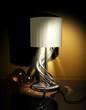 Lampe Glaskugel O