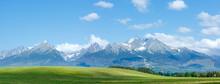 High Tatras (Slovakia) Spring ...