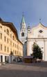 Kirche in Cortina d´Ampezzo - Dolomiten - Alpen
