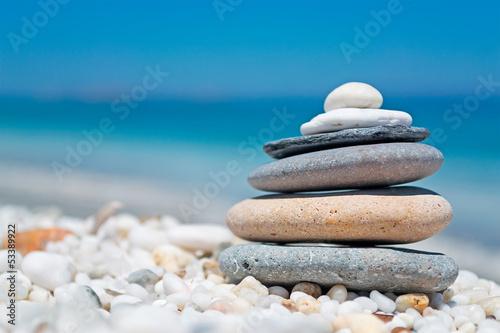 Photo  pile of stones