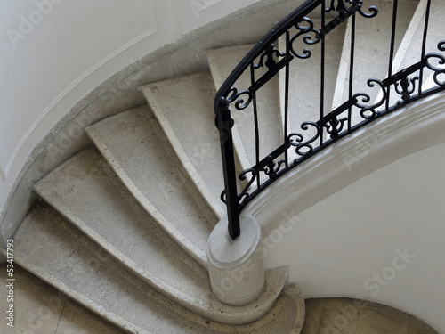 Photo Stands Stairs Barocke Treppe - Baroque style staircase