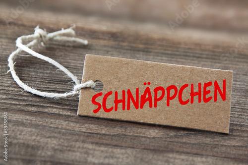 Photo  Schnäppchen