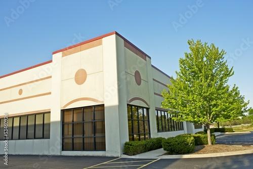 Fotografie, Obraz  Commercial Building