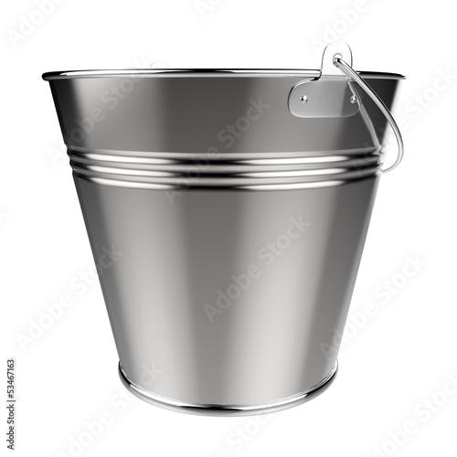 Fotografie, Tablou  Bucket