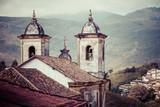 Widok na Ouro Preto w Brazylii