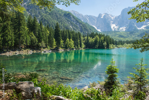 Photo Laghi di Fusine 01