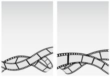 Film Reel Business Background