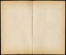Two Blank Vintage Paperback Bo...