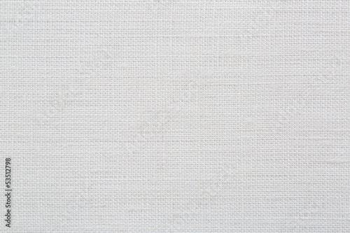 Fotobehang Stof linen white texture background