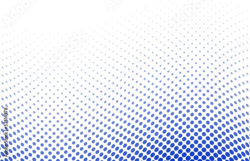 Fotografie, Obraz  dotted halftone background