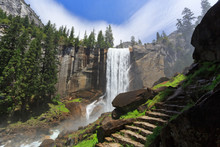 Vernal Fall, Yosemite National...