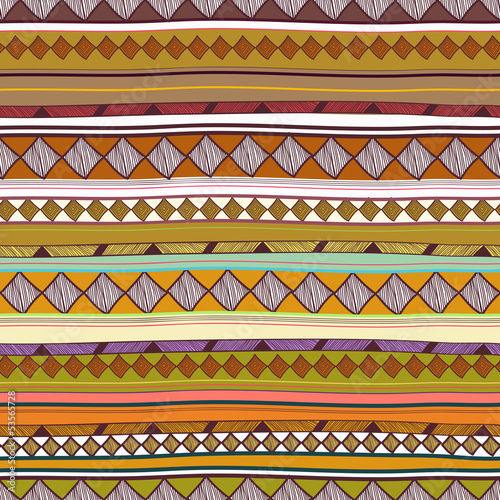 Tela  Tribal texture