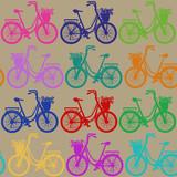 Wzór rowerów - 53633162